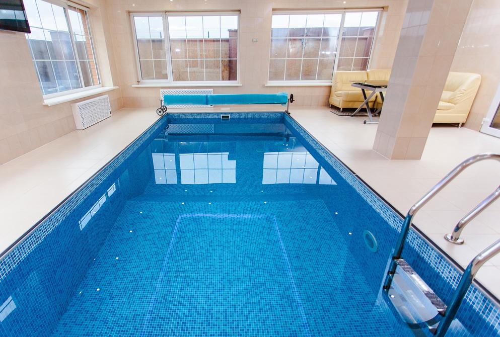 indoor pool resort