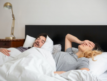 Struggling with Snoring Partner
