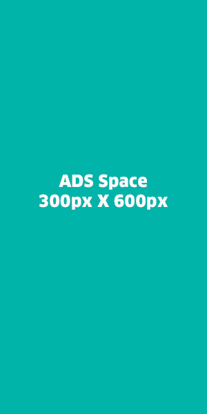 Ad space placeholder